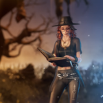 New Dead By Daylight Survivor Is A Witch